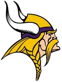 Viking clipart vikings football