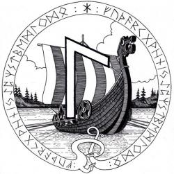 Pagan clipart viking
