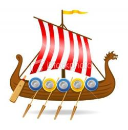 Norway clipart viking ship