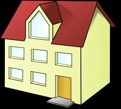 Villa clipart vector