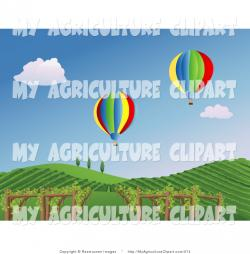 Vineyard clipart agriculture