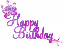 Sofia clipart happy birthday
