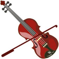 Violinist clipart string orchestra