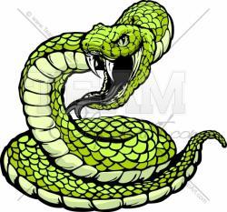 Serpent clipart viper snake
