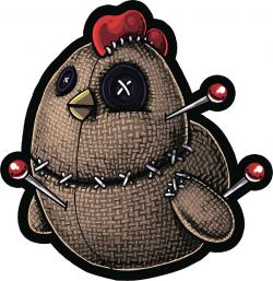 Voodoo clipart chicken