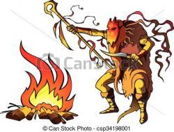 Voodoo clipart shaman