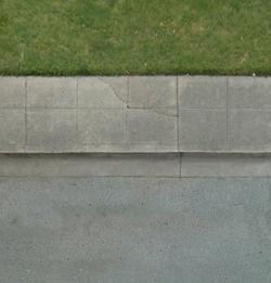 Sidewalk clipart vector