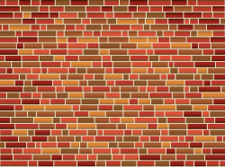 Stone Wall clipart single brick