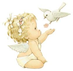 Fairy clipart precious moment