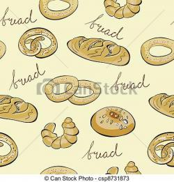 Wallpaper clipart bread