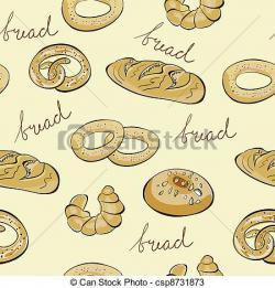 Wallpaper clipart bread