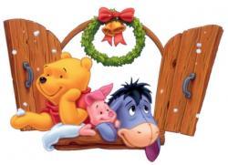 Holydays clipart winnie the pooh