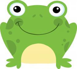 Bullfrog clipart katak