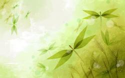 Wallpaper clipart leaves