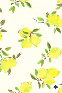Wallpaper clipart lemon