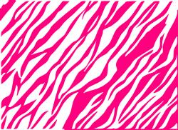 Stripe clipart pink zebra