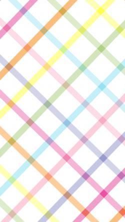 Plaid clipart pastel