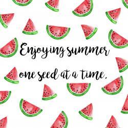 Watermelon clipart june