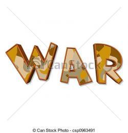 Wars clipart warfare