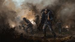 Battlefield clipart american civil war