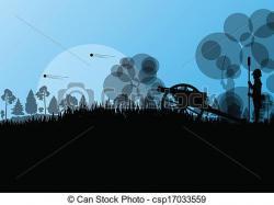 Battlefield clipart background
