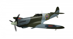 Army clipart spitfire