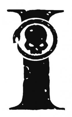 Warhammer clipart black