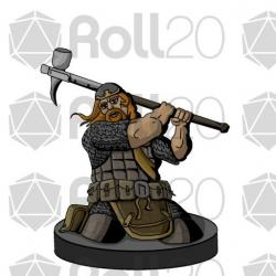 Warhammer clipart two handed