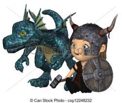 Warhammer clipart viking