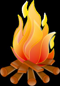 Bonfire clipart giant
