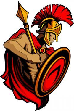 Trojan clipart warrior