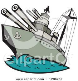 Battleship clipart animated