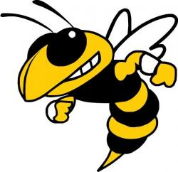 Hornet clipart yellow jacket