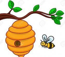 Hornet clipart hornets nest