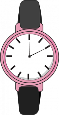 Watch clipart