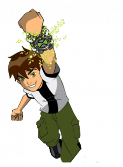 Watch clipart ben 10