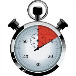 Clock clipart stopwatch