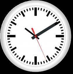 Watch clipart wall clock