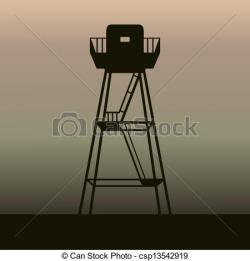Tower clipart watchtower