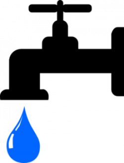 Fawcet clipart leaky