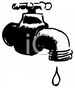 Fawcet clipart dripping faucet