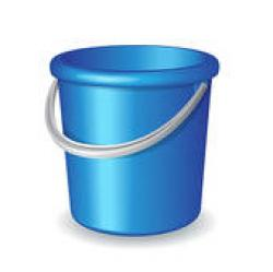 Mug clipart bucket