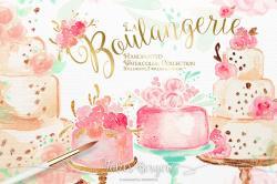 Wedding Cake clipart bridal shower