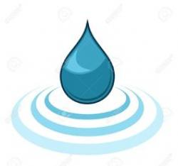 Water Droplets clipart precious