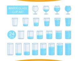 Drops clipart hydration
