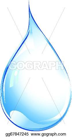 Waterdrop clipart precious