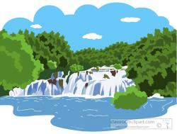 Geography clipart landscape