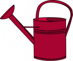 Watering Can clipart transparent