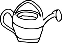 Garden clipart pail