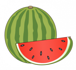 Cucumber clipart watermelon plant